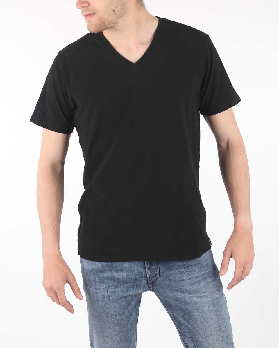 Diesel T-Rene T-shirt Black UK - GOOFASH
