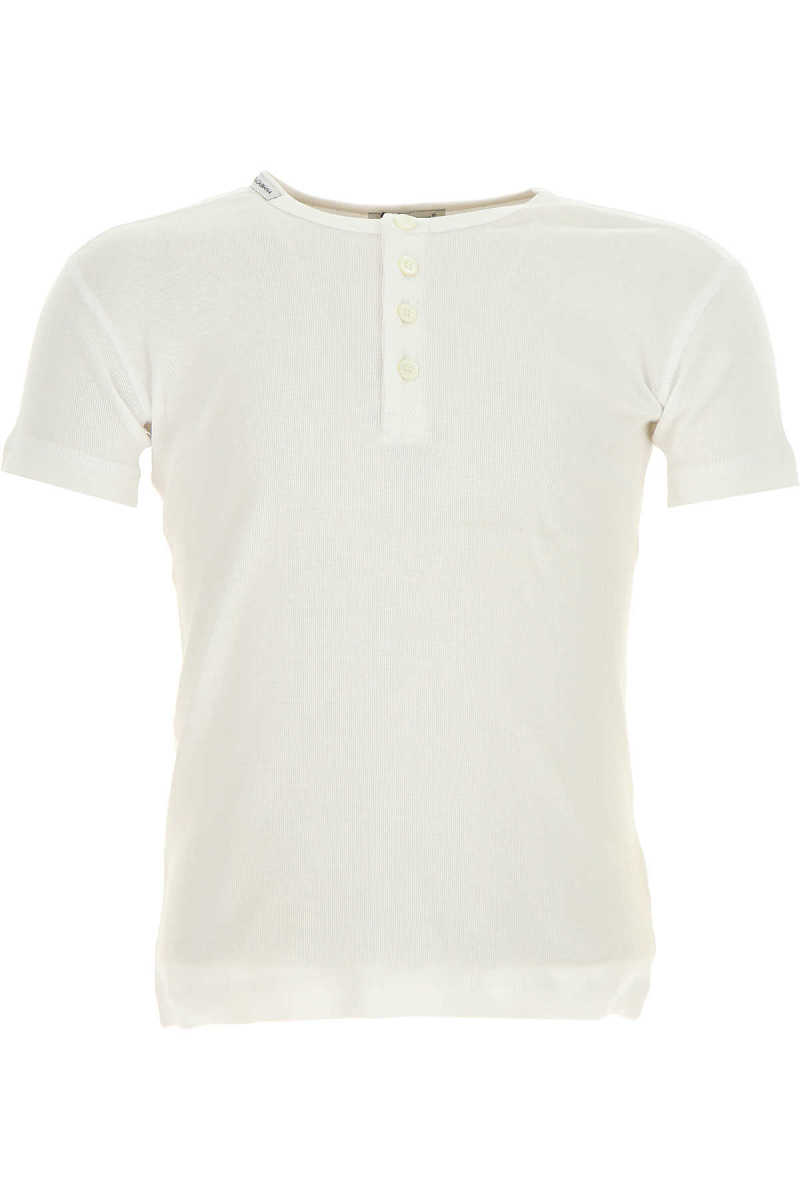 Dolce & Gabbana Kids T-Shirt for Boys On Sale in Outlet White SE - GOOFASH