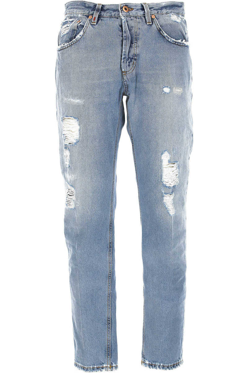 Dondup Jeans in Outlet Light Blue USA - GOOFASH