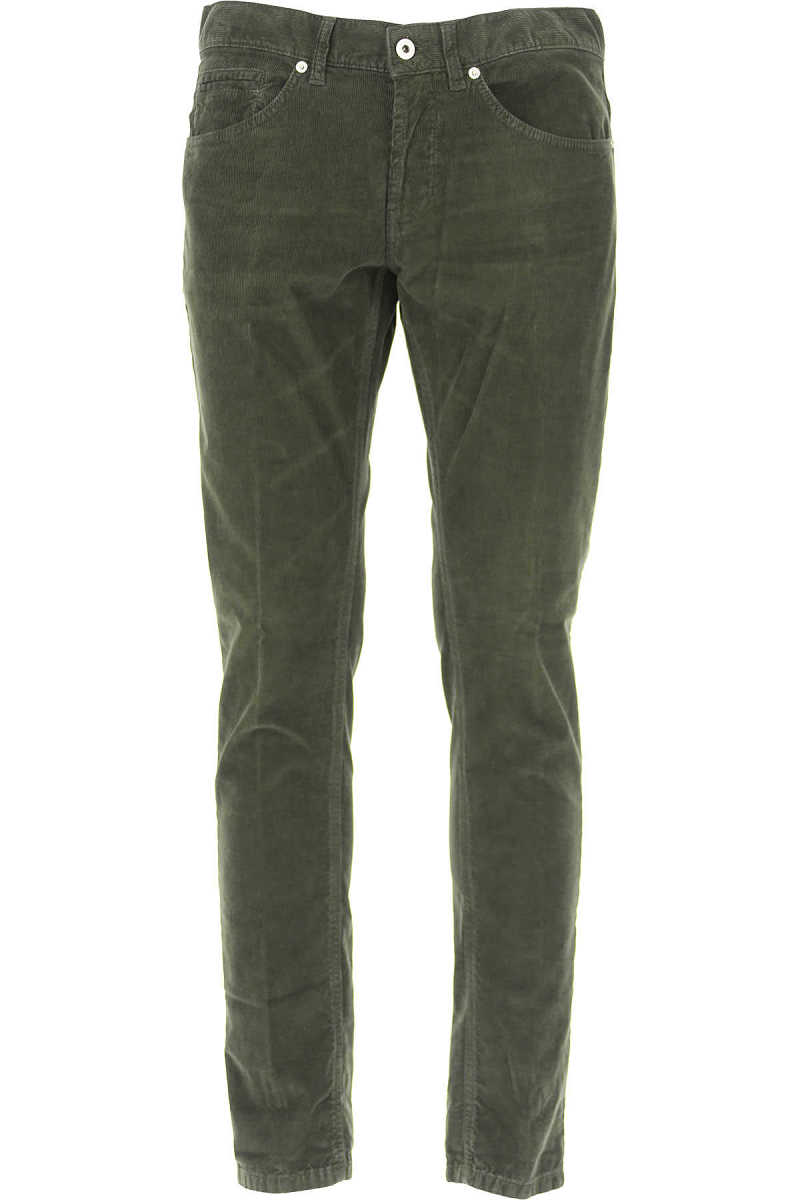Dondup Pants for Men in Outlet Musk USA - GOOFASH