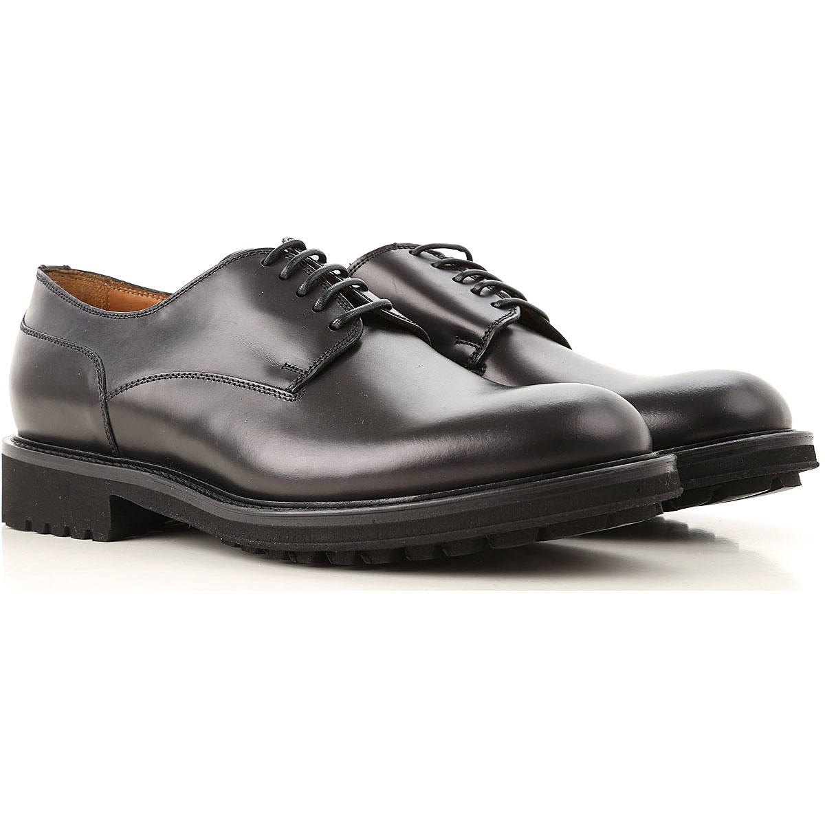 Doucals Lace Up Shoes for Men Oxfords Derbies and Brogues On Sale USA - GOOFASH