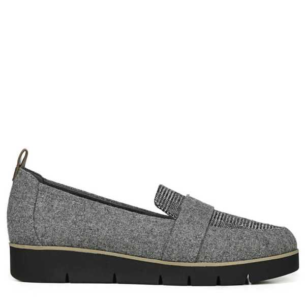 Dr. Scholl's Womens Webster Grey USA - GOOFASH -