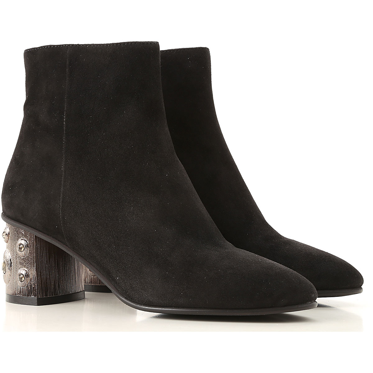 Elvio Zanon Boots for Women Booties On Sale in Outlet USA - GOOFASH