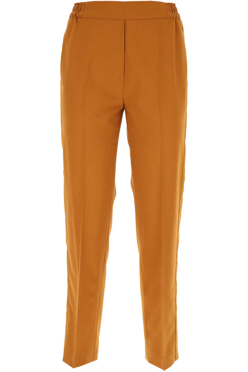 Etro Pants for Women Caramel USA - GOOFASH