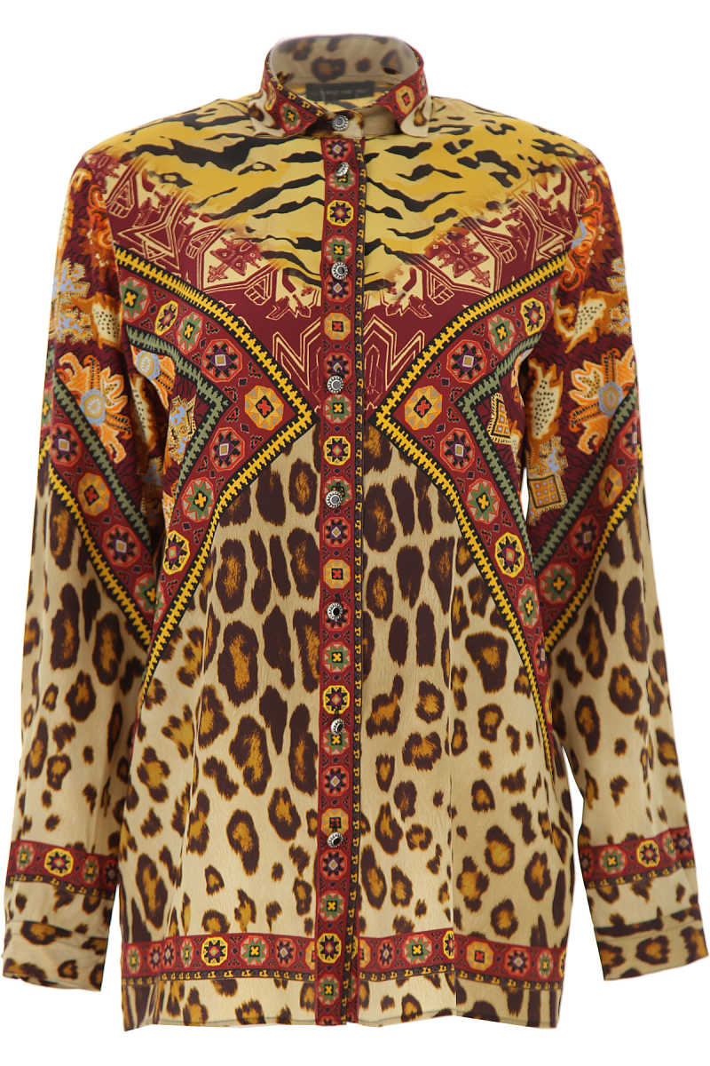 Etro Top for Women Multicolor USA - GOOFASH
