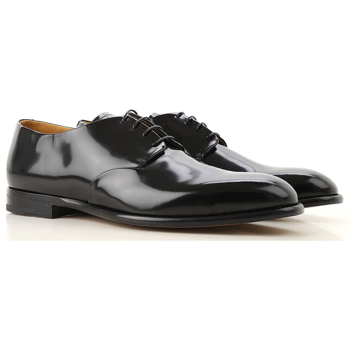 Fabi Lace Up Shoes for Men Oxfords Derbies and Brogues On Sale USA - GOOFASH