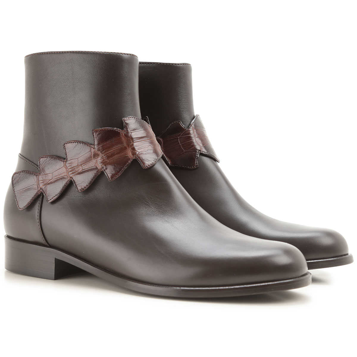 Fendi Boots for Women Booties On Sale in Outlet SE - GOOFASH