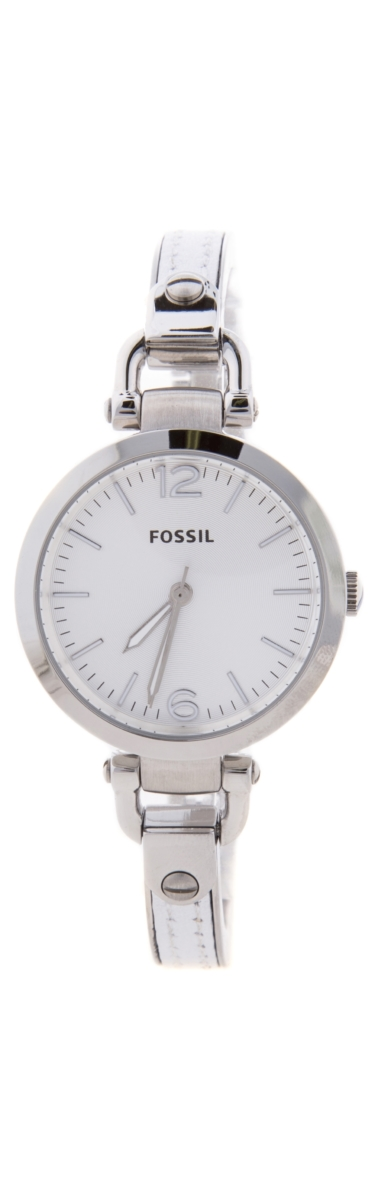 Fossil Watches Silver UK - GOOFASH