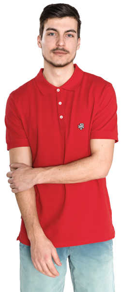 Franklin & Marshall Polo Shirt Red UK - GOOFASH