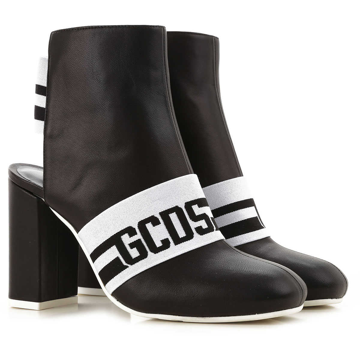 GCDS Boots for Women Booties On Sale SE - GOOFASH