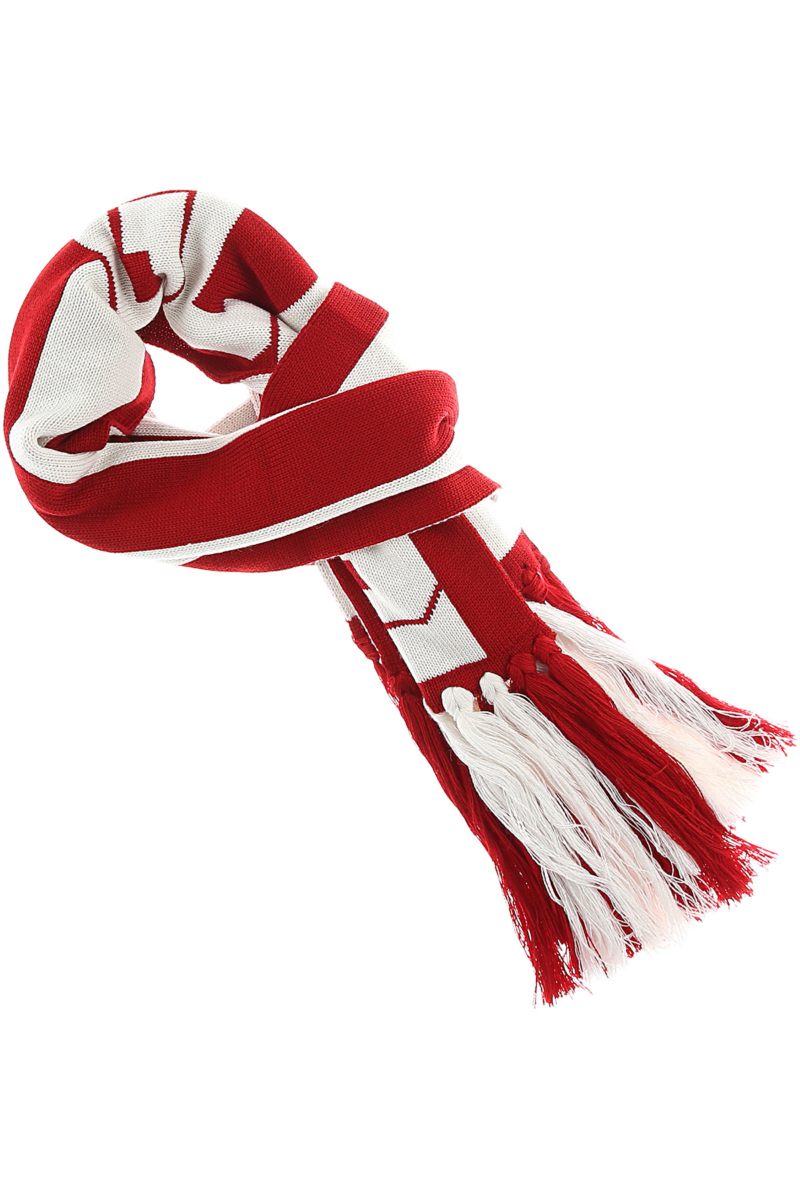 GCDS Scarf for Women On Sale in Outlet White SE - GOOFASH
