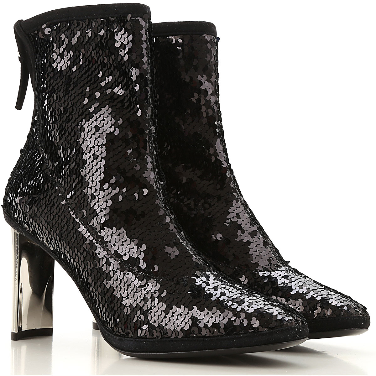 Giuseppe Zanotti Design Boots for Women Booties On Sale in Outlet USA - GOOFASH