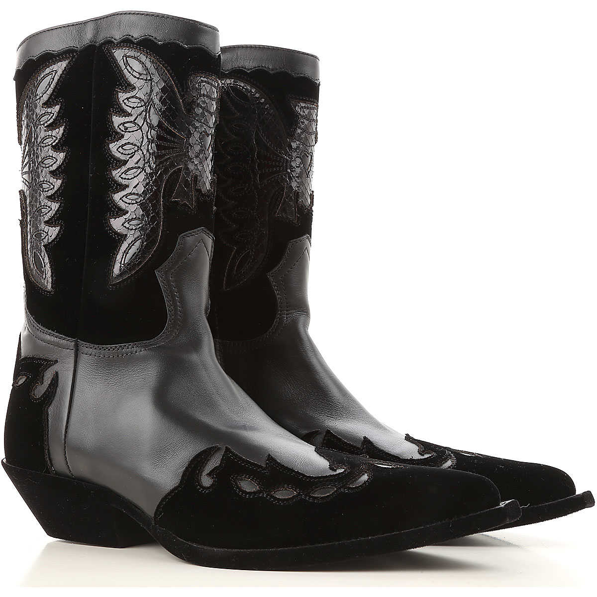 Givenchy Boots for Men Booties On Sale in Outlet SE - GOOFASH