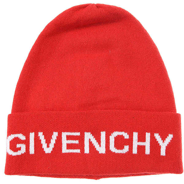 Givenchy Kids Hats for Boys Red USA - GOOFASH
