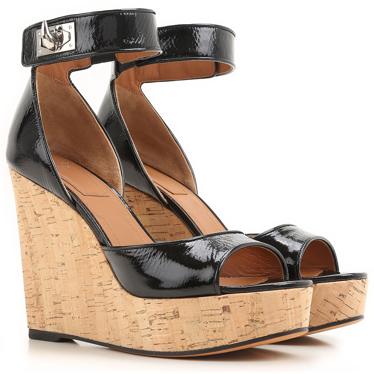Givenchy Wedges for Women in Outlet Black USA - GOOFASH