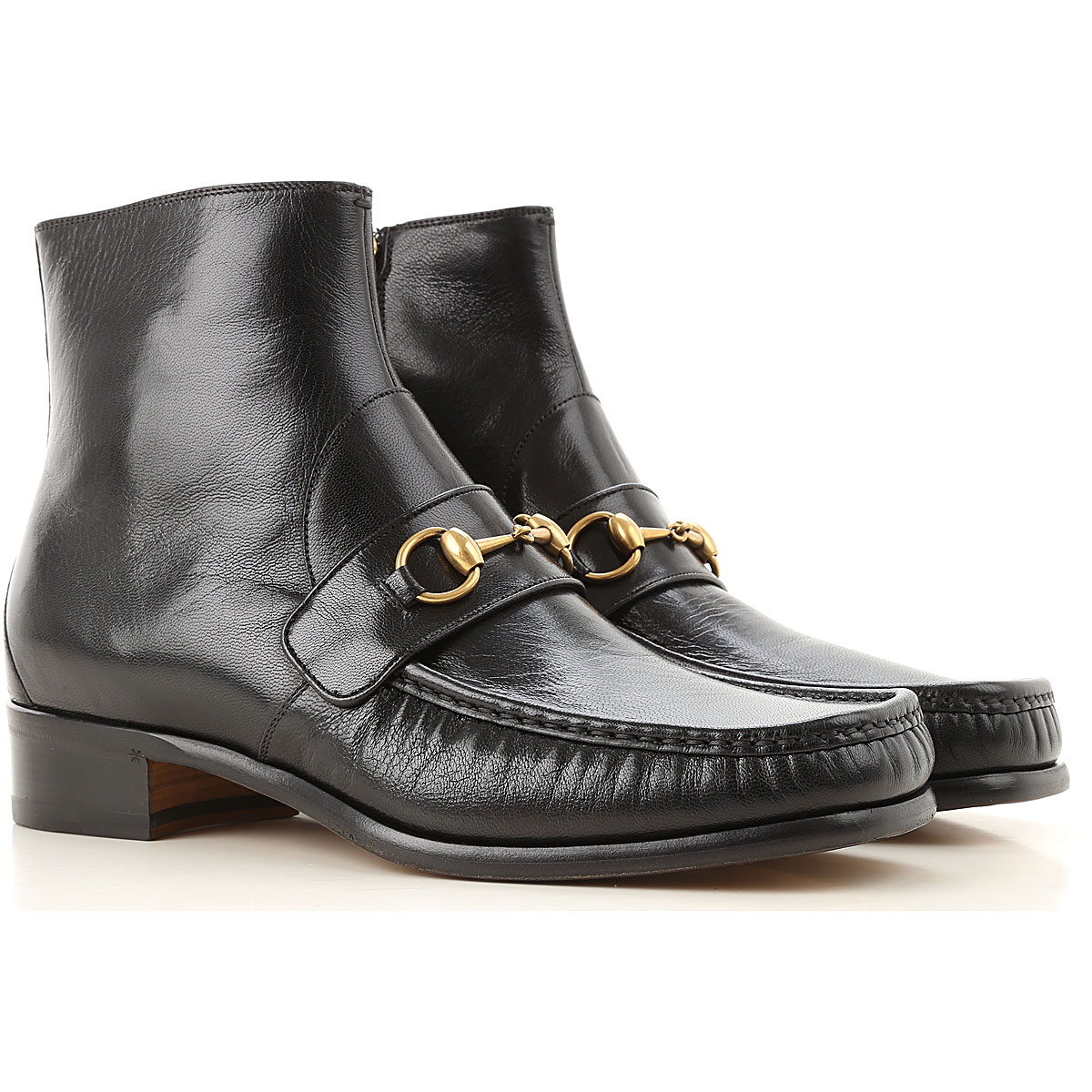 Gucci Boots for Men Booties On Sale SE - GOOFASH