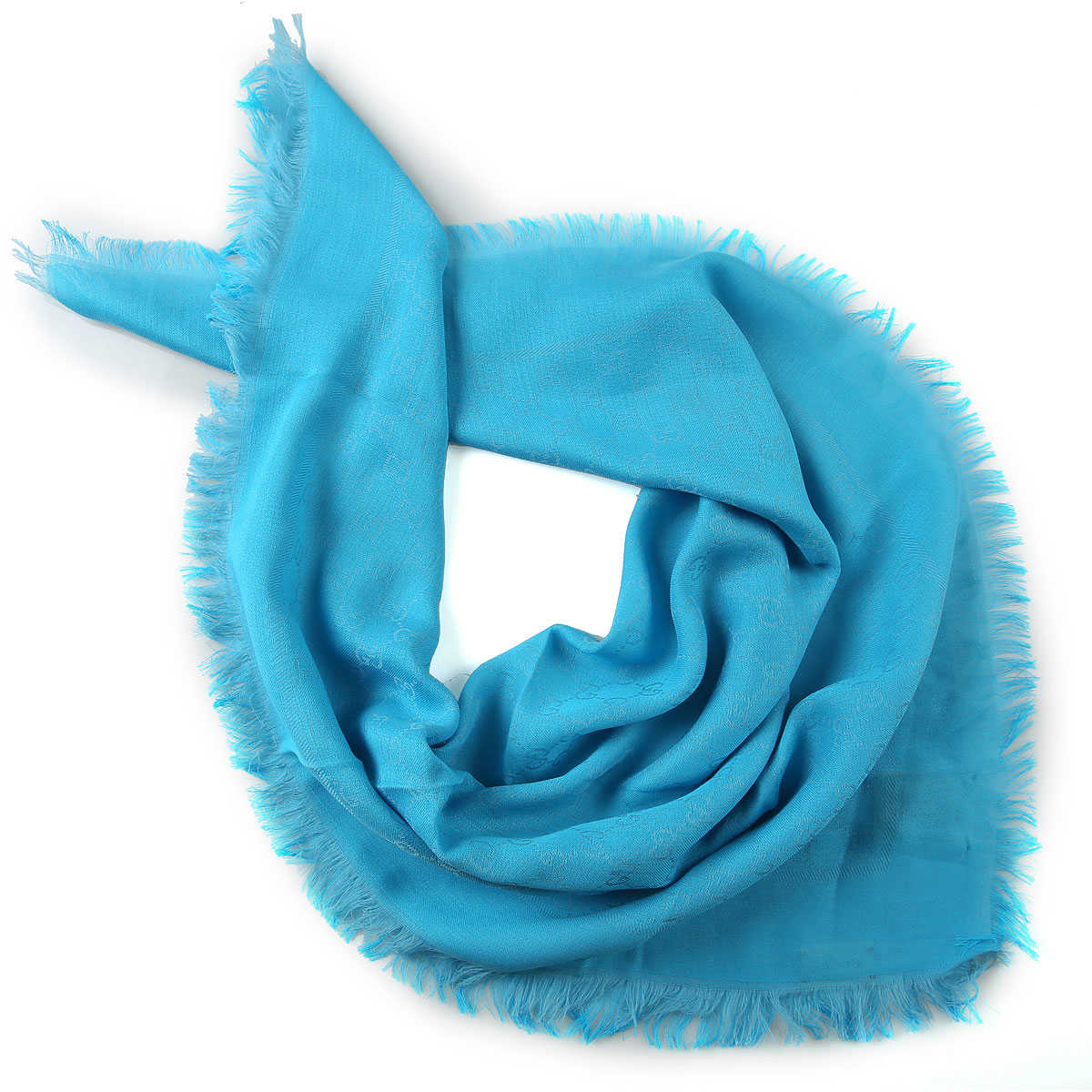 Gucci Kids Scarves for Boys On Sale Sky Blue SE - GOOFASH