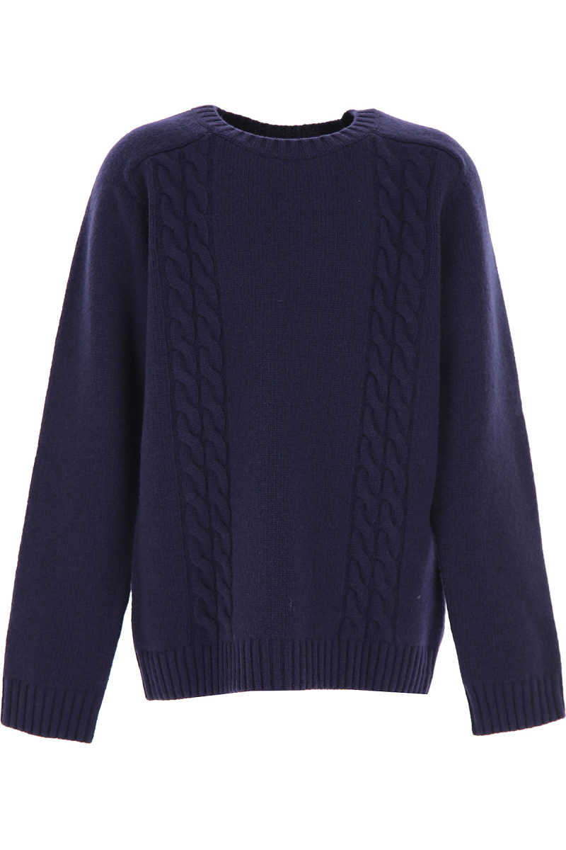 Gucci Kids Sweaters for Boys Blue SE - GOOFASH