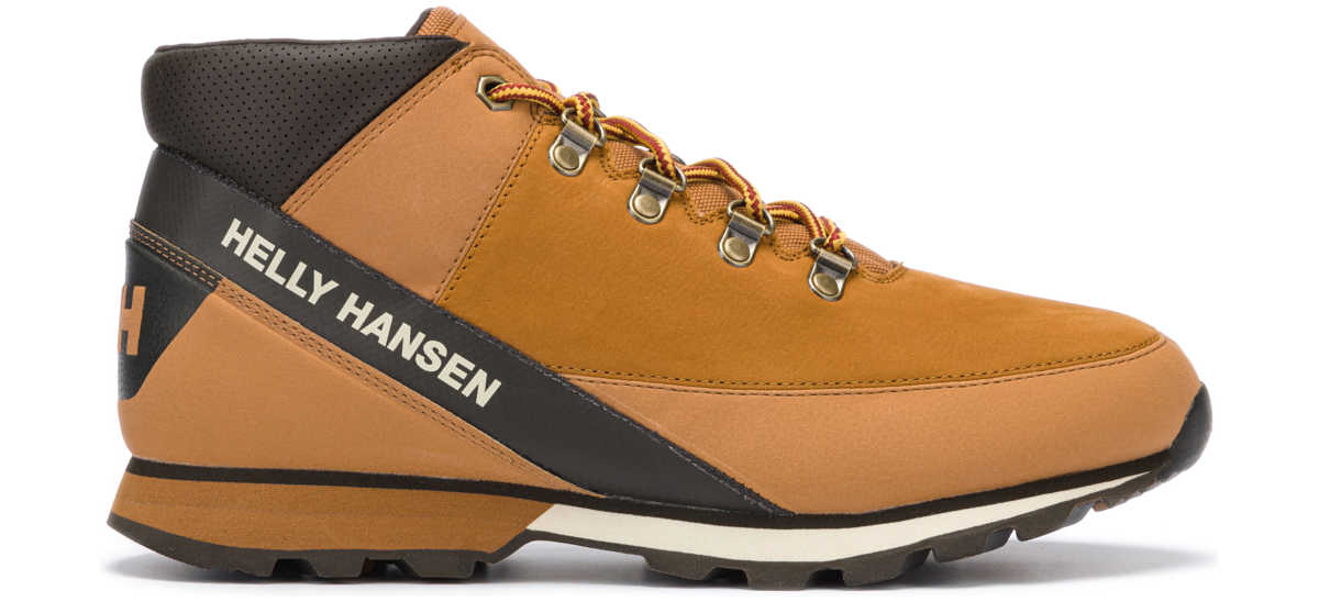 Helly Hansen Flux Four Ankle boots Brown UK - GOOFASH