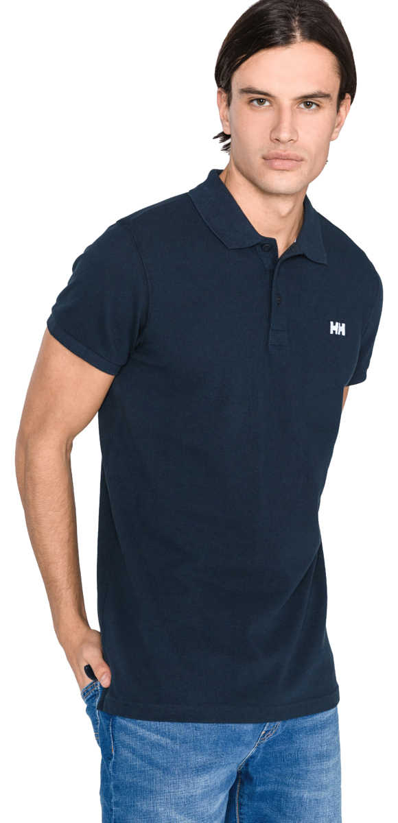 Helly Hansen Transat Polo shirt Blue UK - GOOFASH