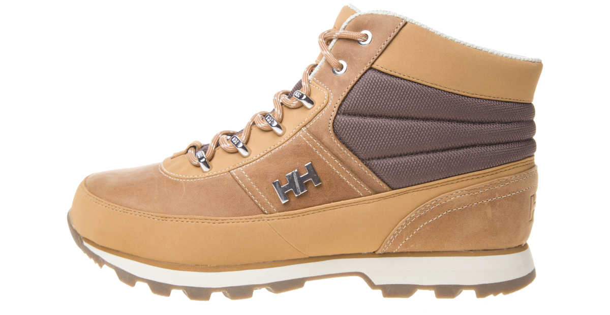 Helly Hansen Woodlands Ankle boots Yellow UK - GOOFASH