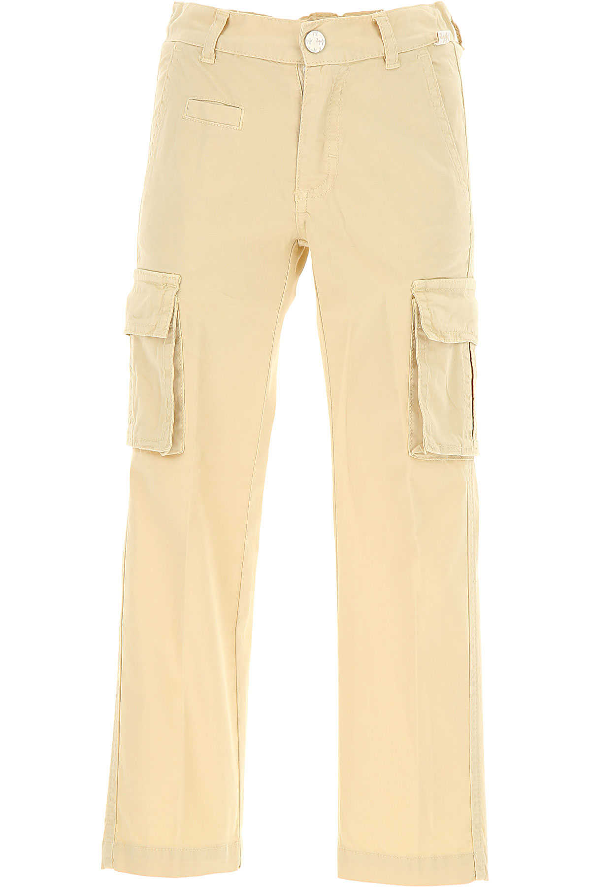 Il Gufo Kids Pants for Boys On Sale in Outlet Sand SE - GOOFASH