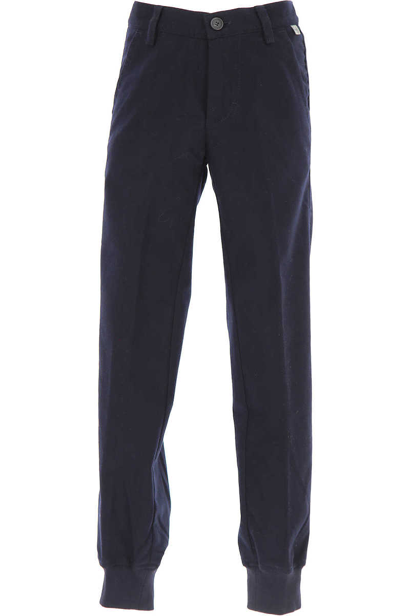 Il Gufo Kids Pants for Boys in Outlet navy USA - GOOFASH