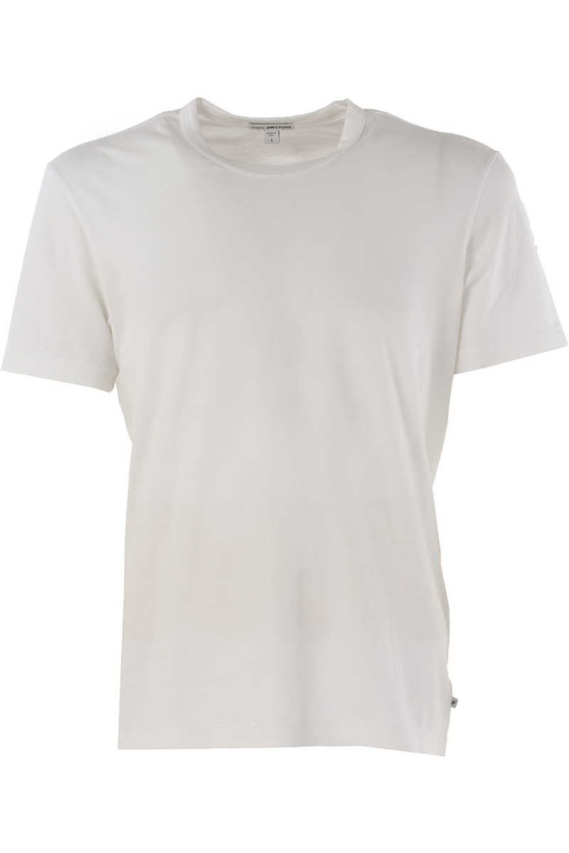 James Perse T-Shirt for Men On Sale in Outlet White SE - GOOFASH