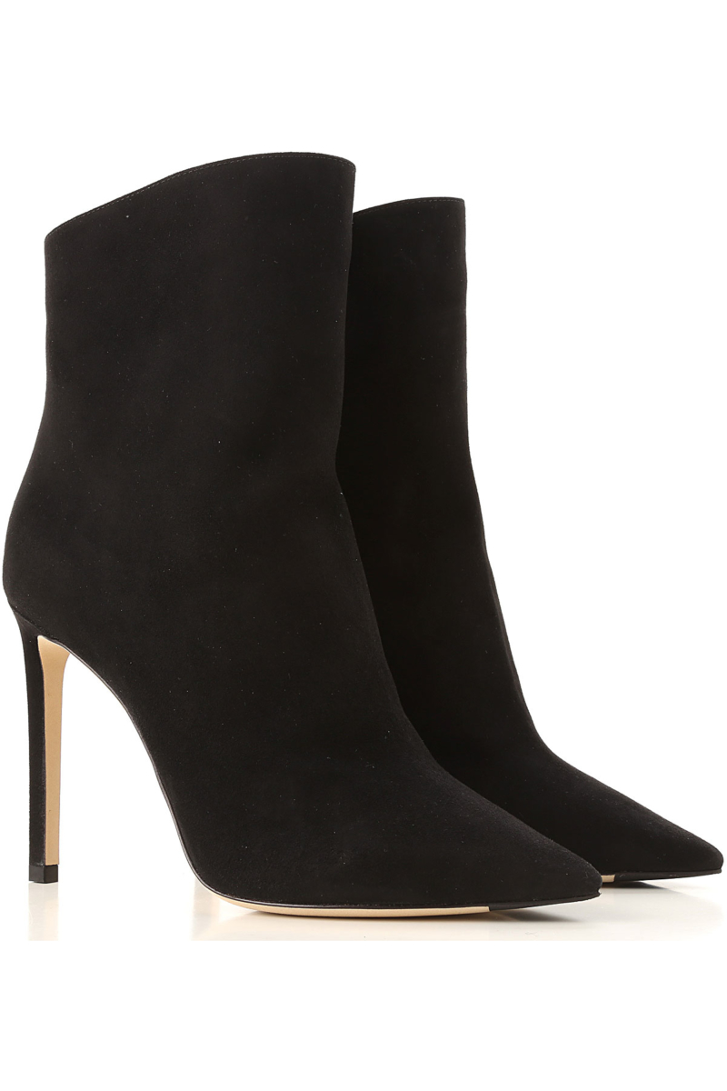 Jimmy Choo Boots for Women Booties On Sale SE - GOOFASH