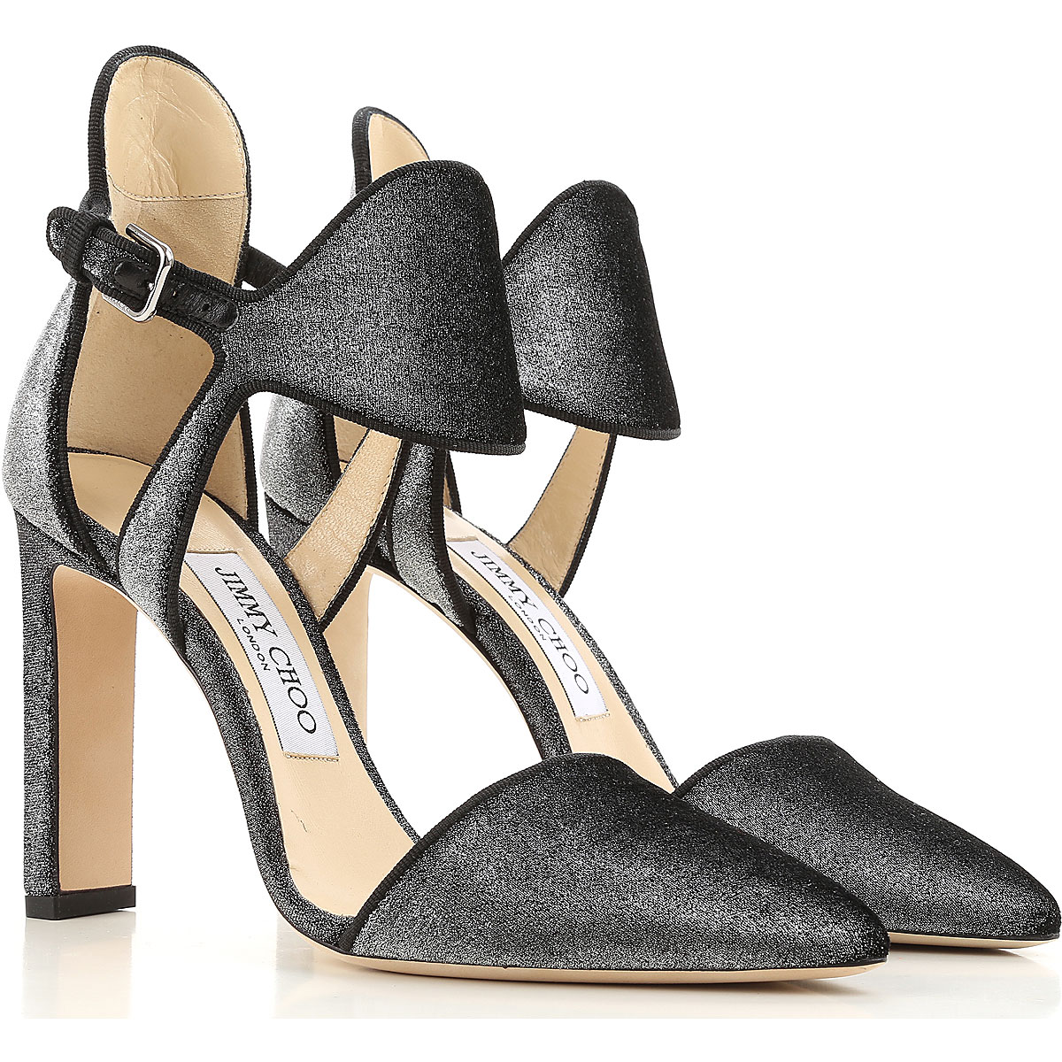 Jimmy Choo Pumps & High Heels for Women in Outlet Anthracite USA - GOOFASH