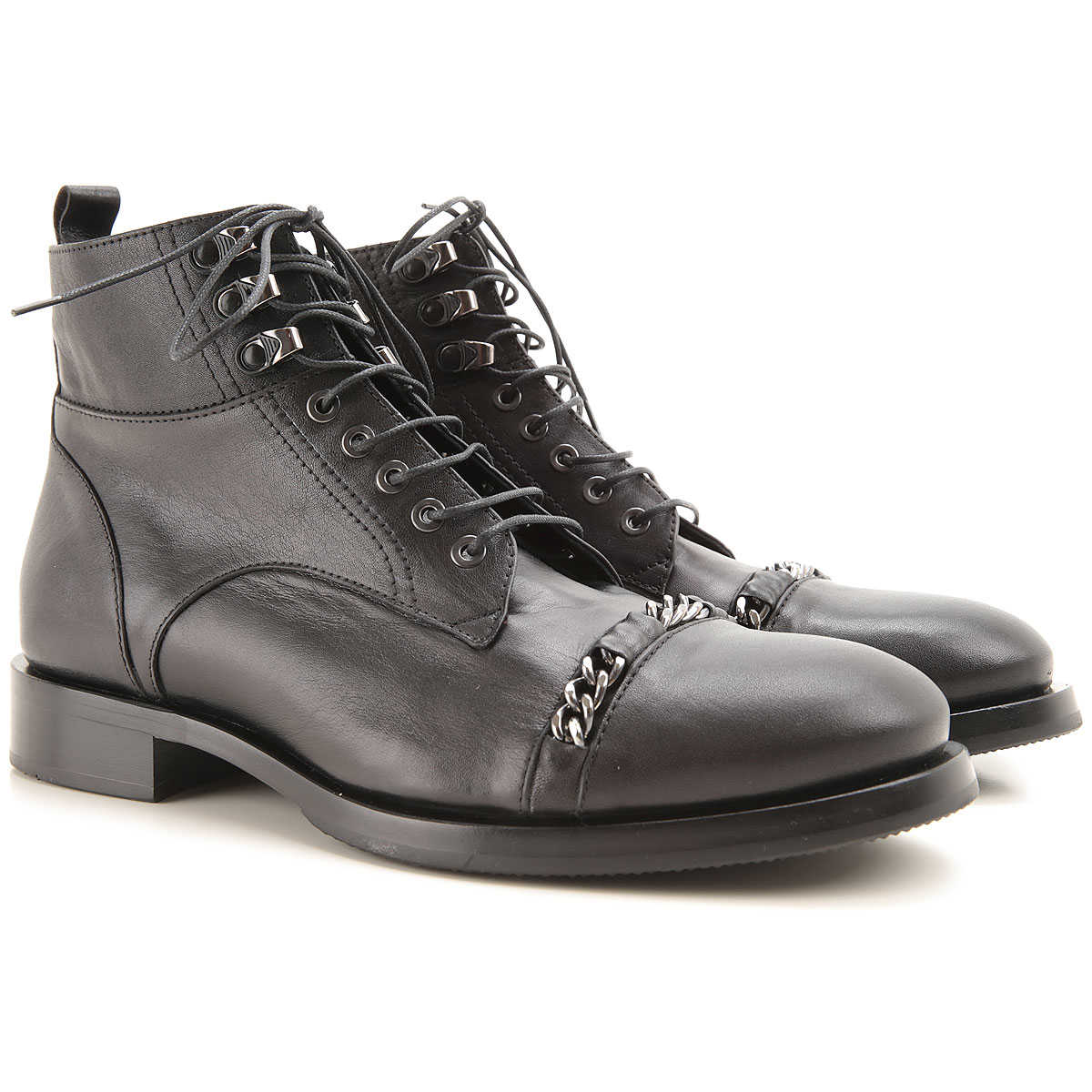 Karl Lagerfeld Boots for Men Booties On Sale SE - GOOFASH