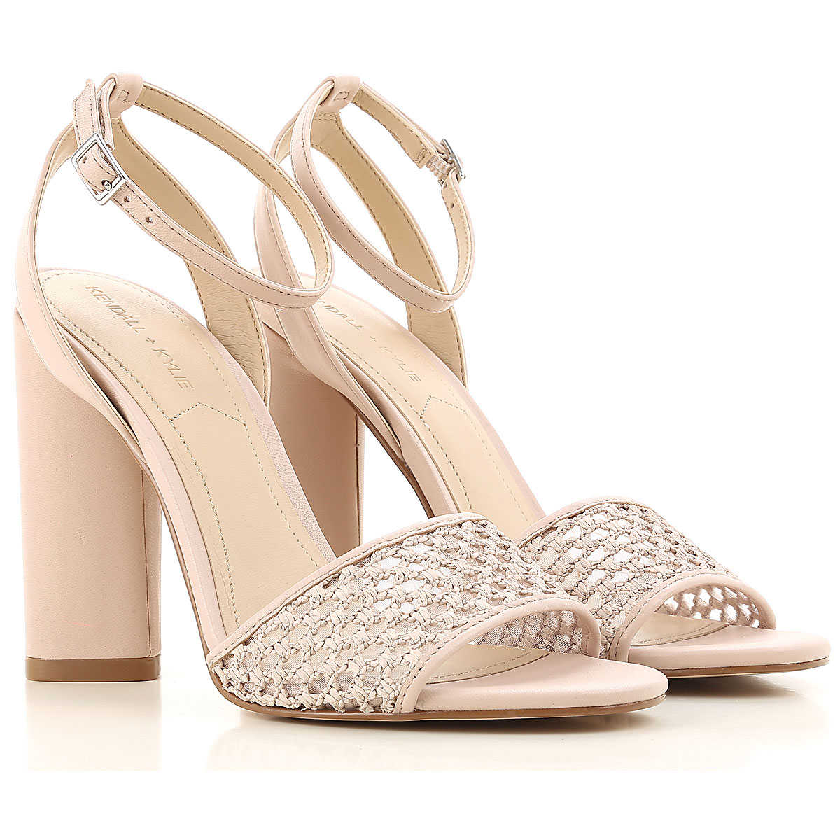 Kendall Kylie Womens Shoes On Sale in Outlet Powder Pink SE - GOOFASH