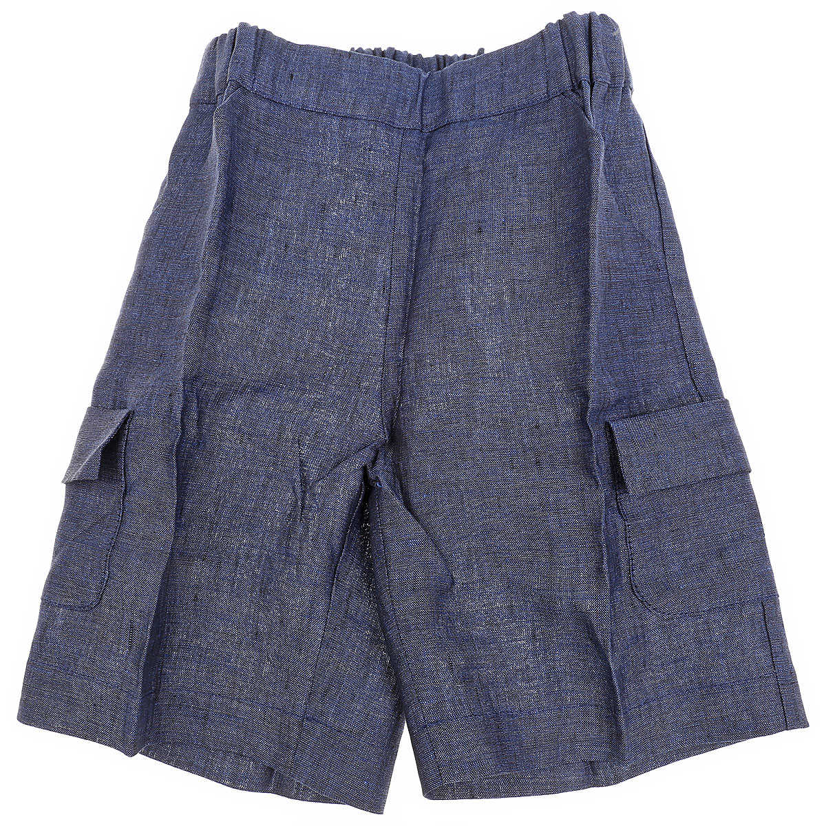 La Stupenderia Baby Shorts for Boys On Sale in Outlet Blue SE - GOOFASH