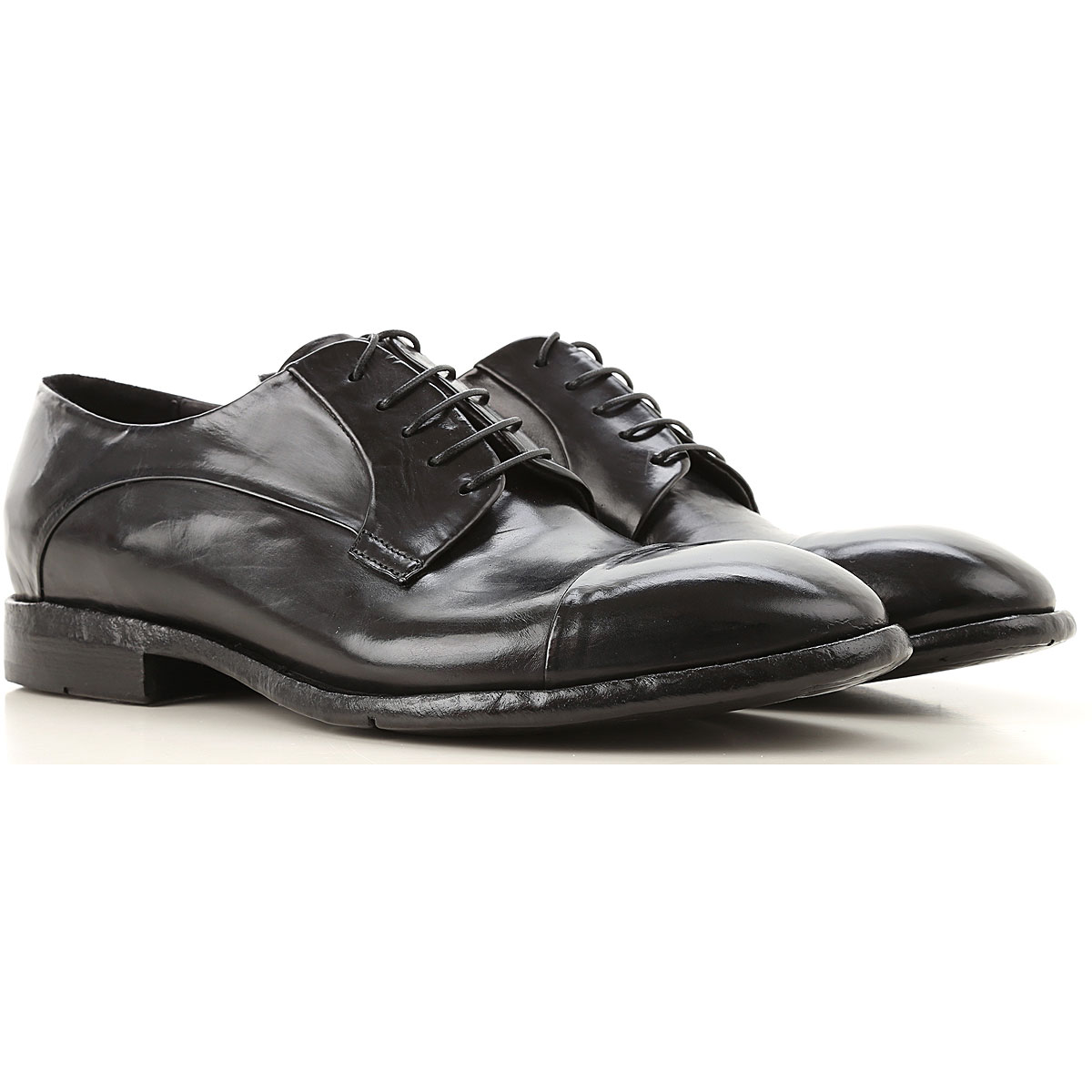Lemargo Lace Up Shoes for Men Oxfords Derbies and Brogues On Sale USA - GOOFASH