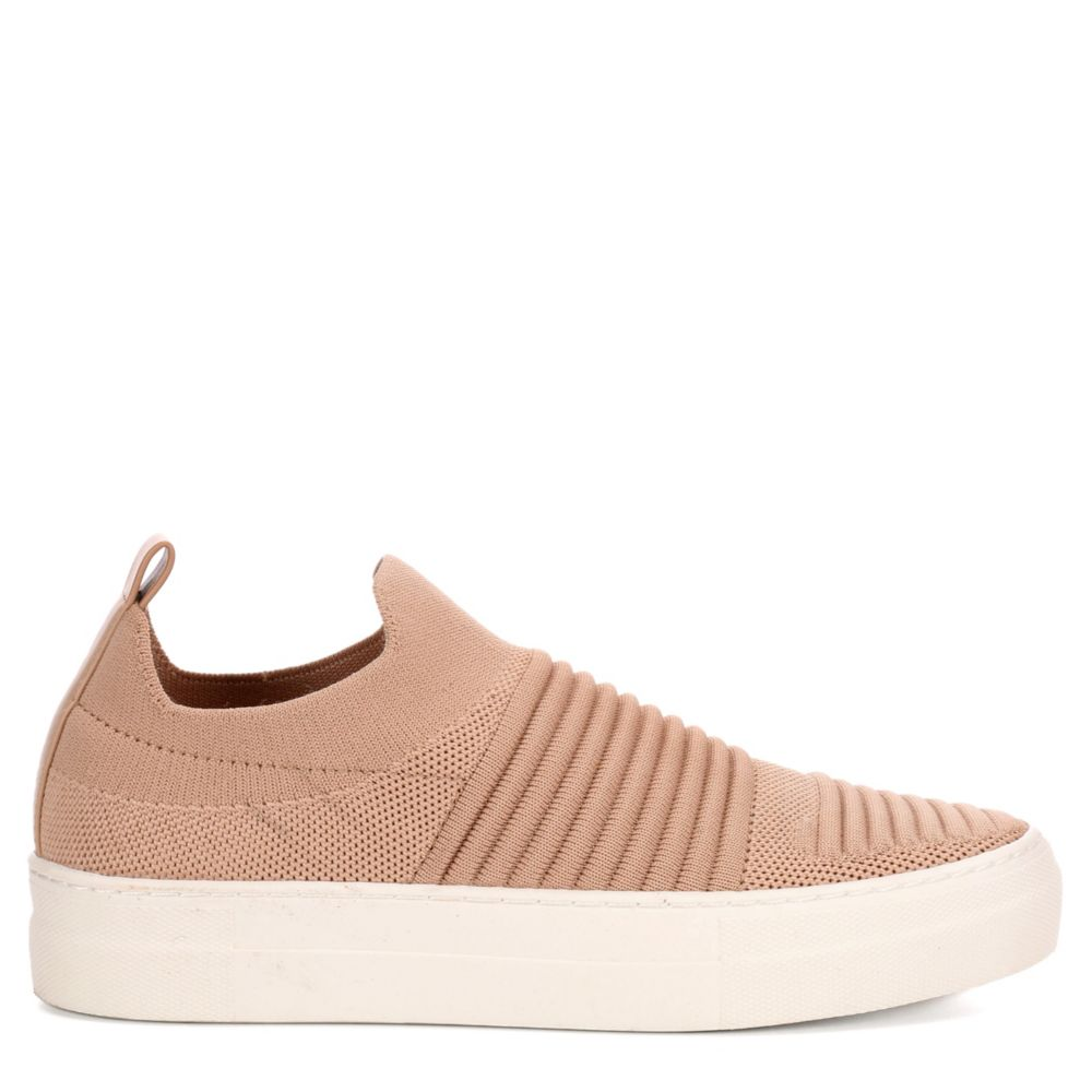 Madden Girl Womens Brytney Sneakers Taupe USA - GOOFASH