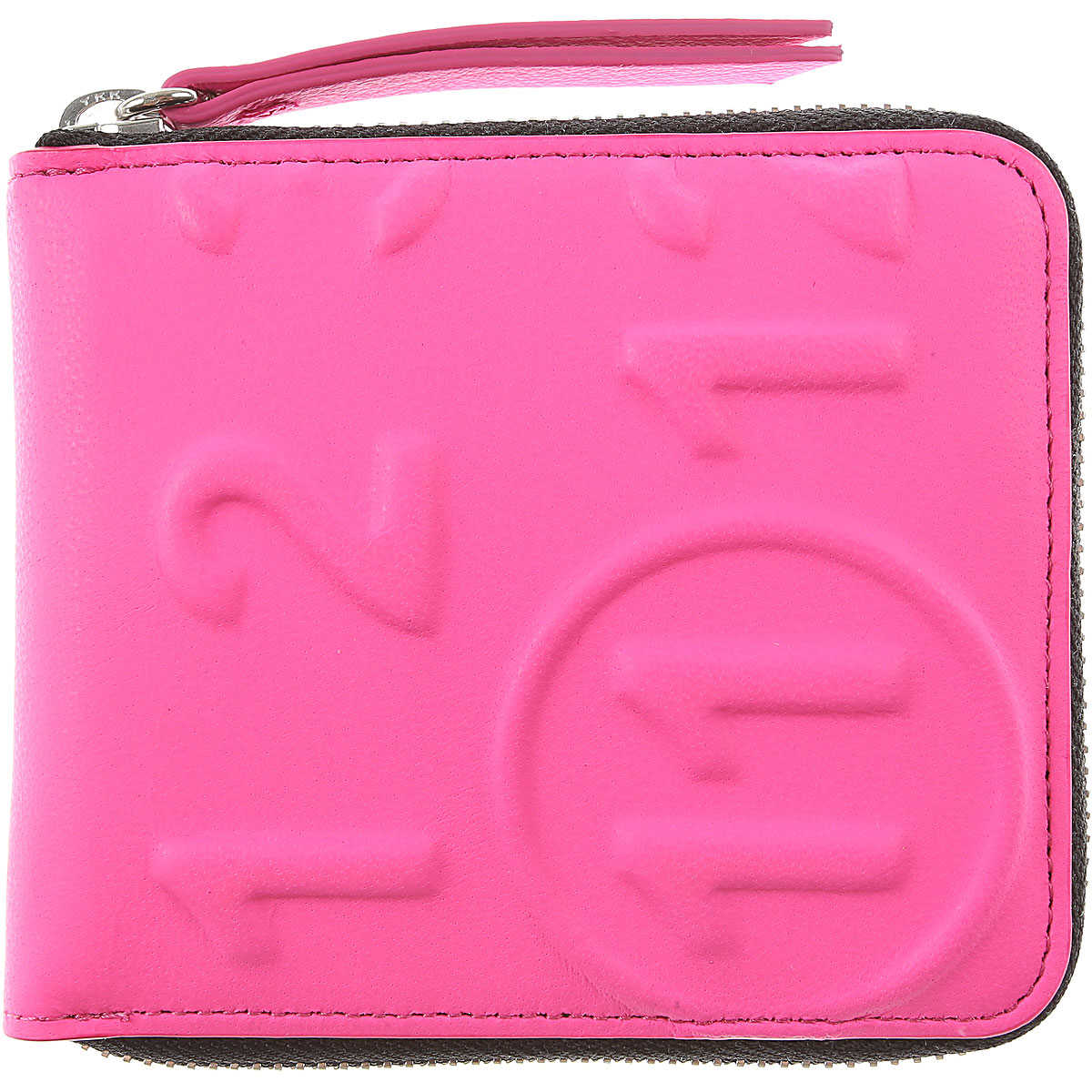Maison Martin Margiela Wallet for Men On Sale Fuchsia SE - GOOFASH