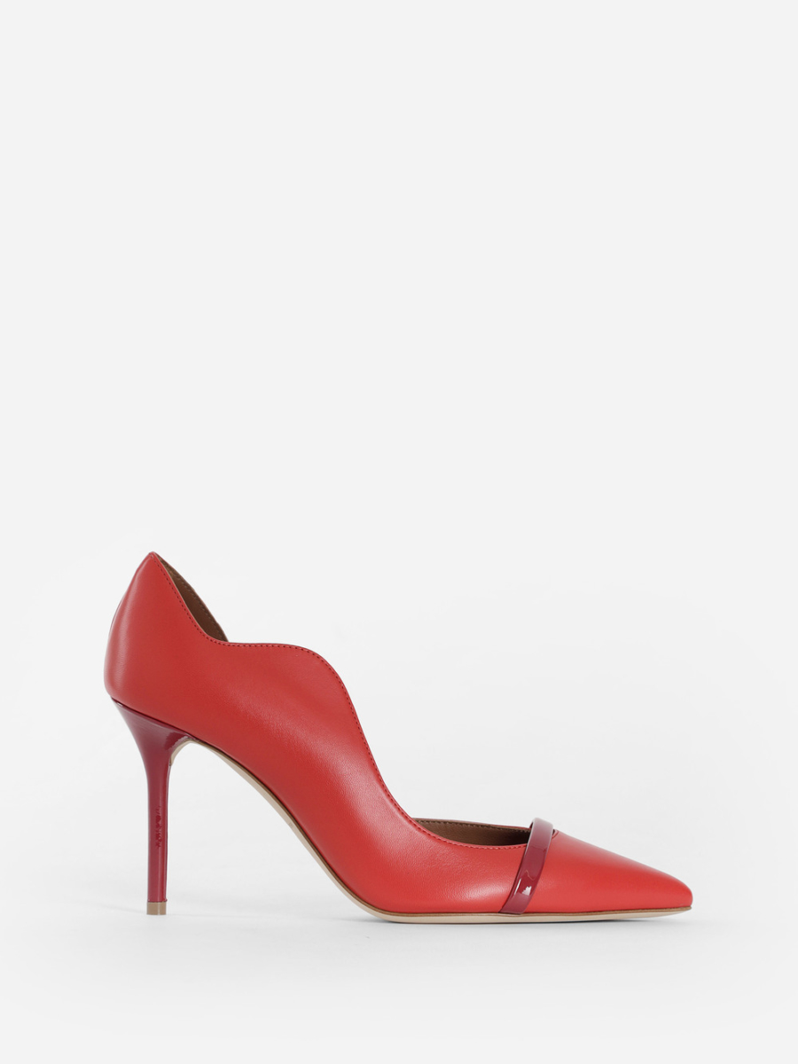Malone Souliers Pumps Red UK - GOOFASH