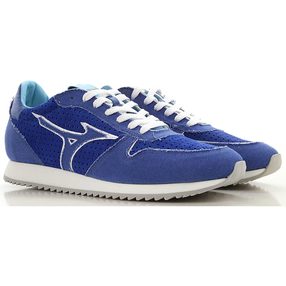 Mizuno Sneakers for Men On Sale in Outlet Blue SE - GOOFASH