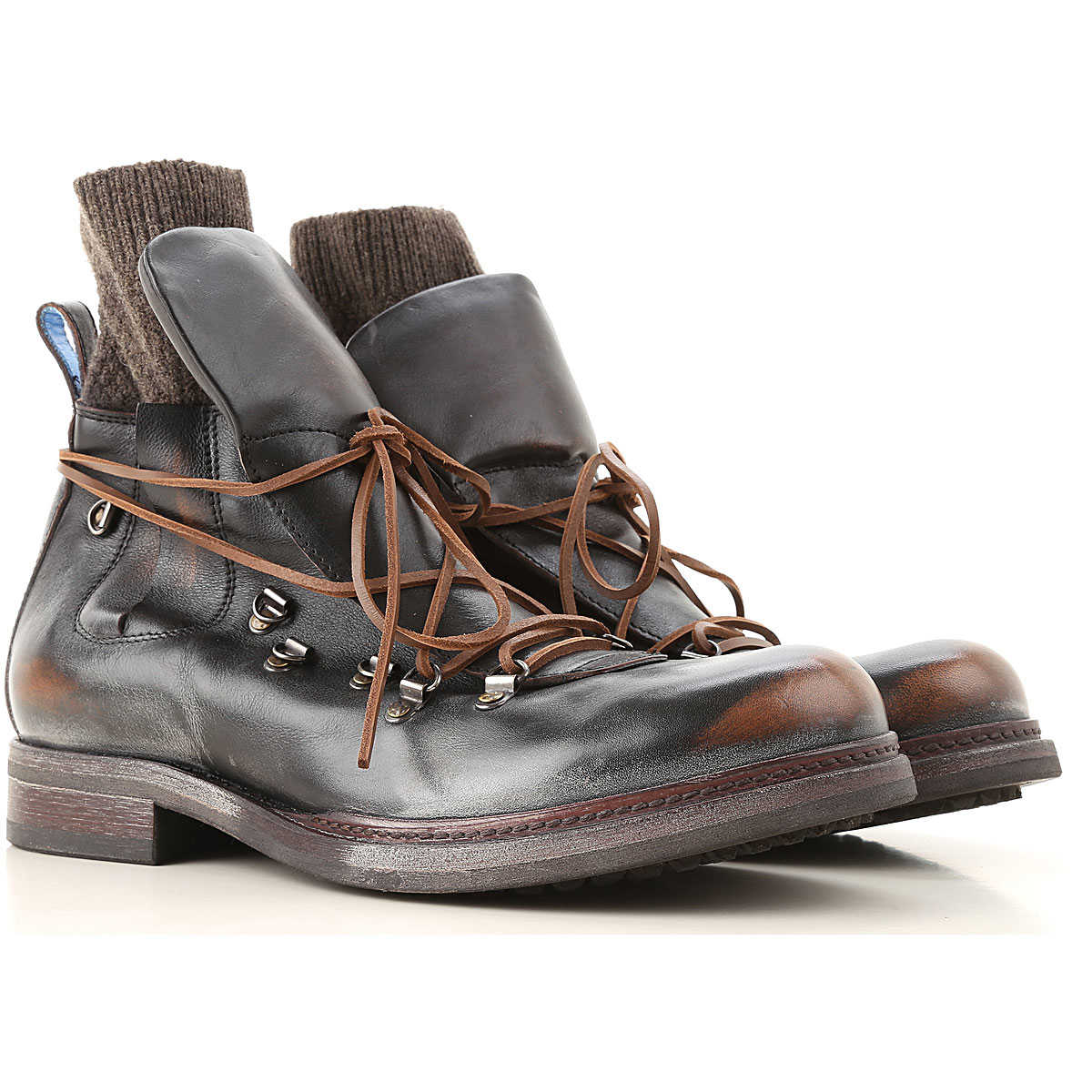 Moma Boots for Men Booties SE - GOOFASH