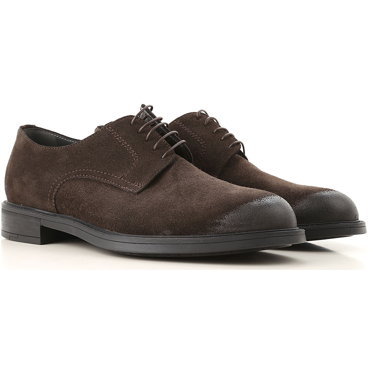 Moreschi Lace Up Shoes for Men Oxfords Derbies and Brogues On Sale USA - GOOFASH
