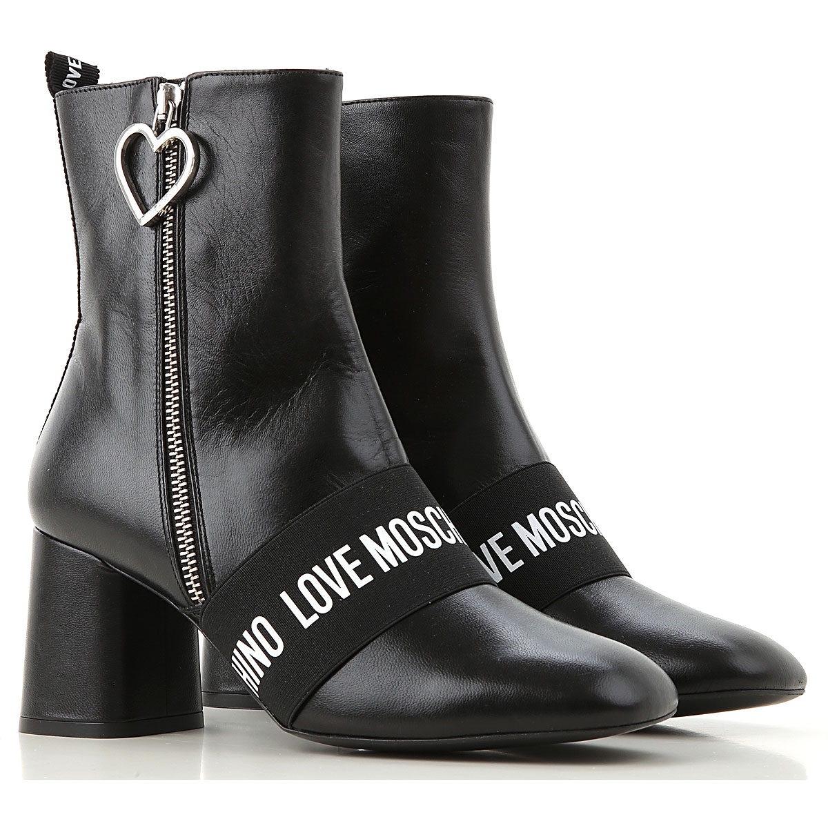 Moschino Boots for Women Booties SE - GOOFASH