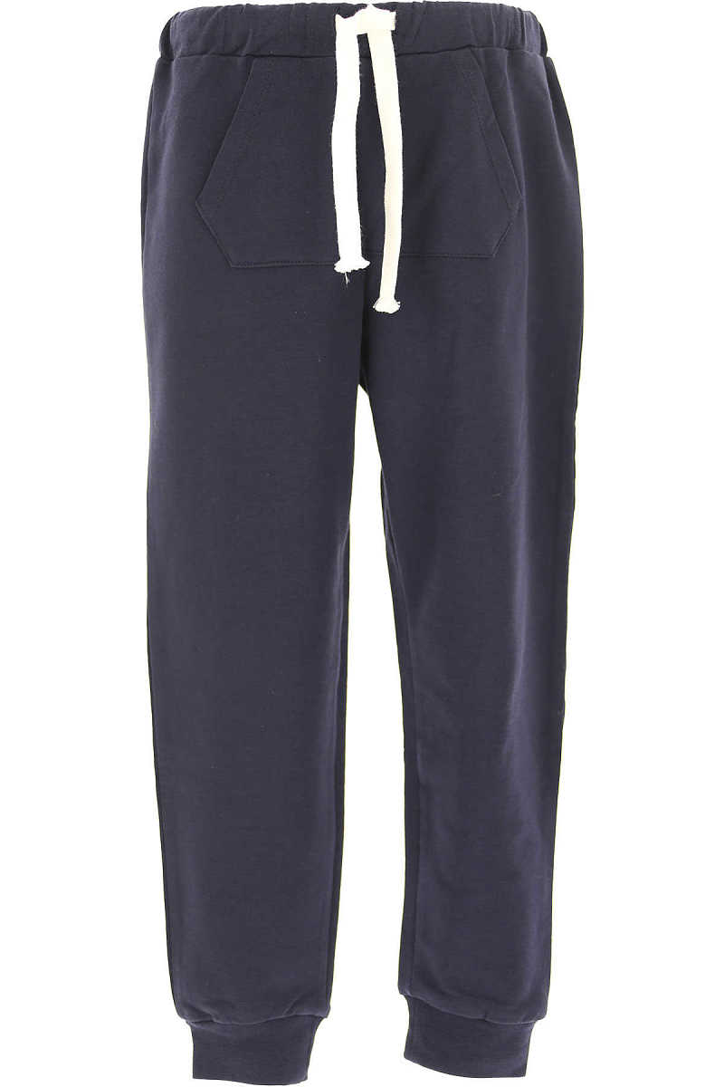 NO 21 Kids Sweatpants for Boys in Outlet Blue USA - GOOFASH