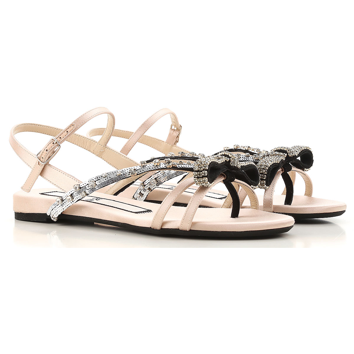 NO 21 Sandals for Women in Outlet Powder USA - GOOFASH