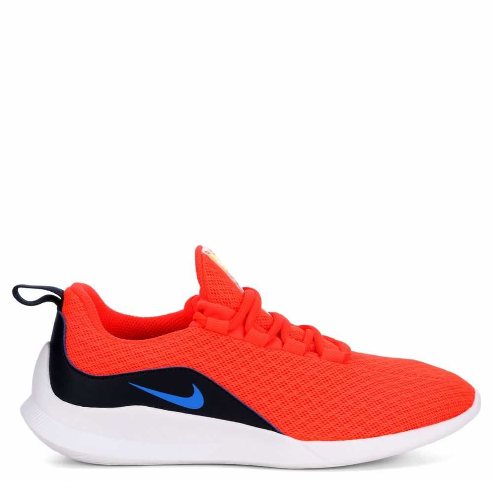 Nike Boys Viale Gs Running Sneakers  Red USA - GOOFASH
