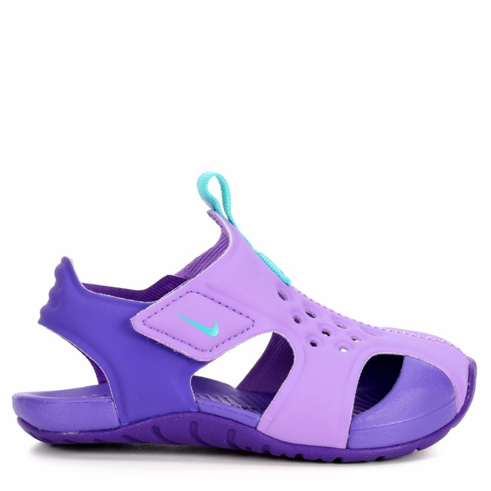 Nike Girls Sunray Protect Purple USA - GOOFASH