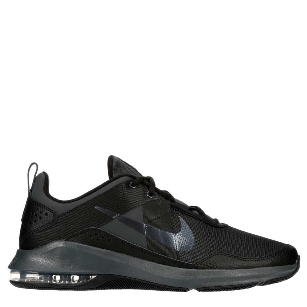 Nike Mens Air Max Alpha Trainer 2 Trainers Sneakers Black USA - GOOFASH