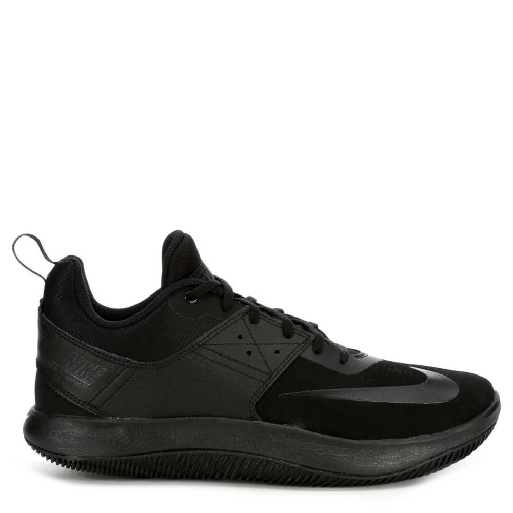 Nike Mens Fly By Low Basketball Sneakers Black USA - GOOFASH