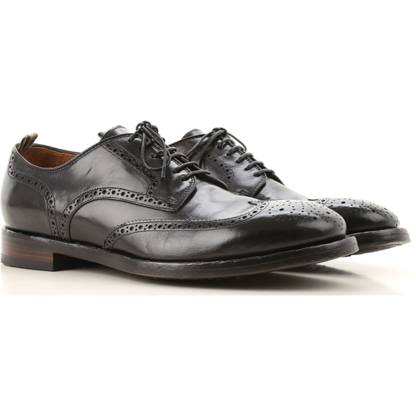 Officine Creative Lace Up Shoes for Men Oxfords Derbies and Brogues USA - GOOFASH