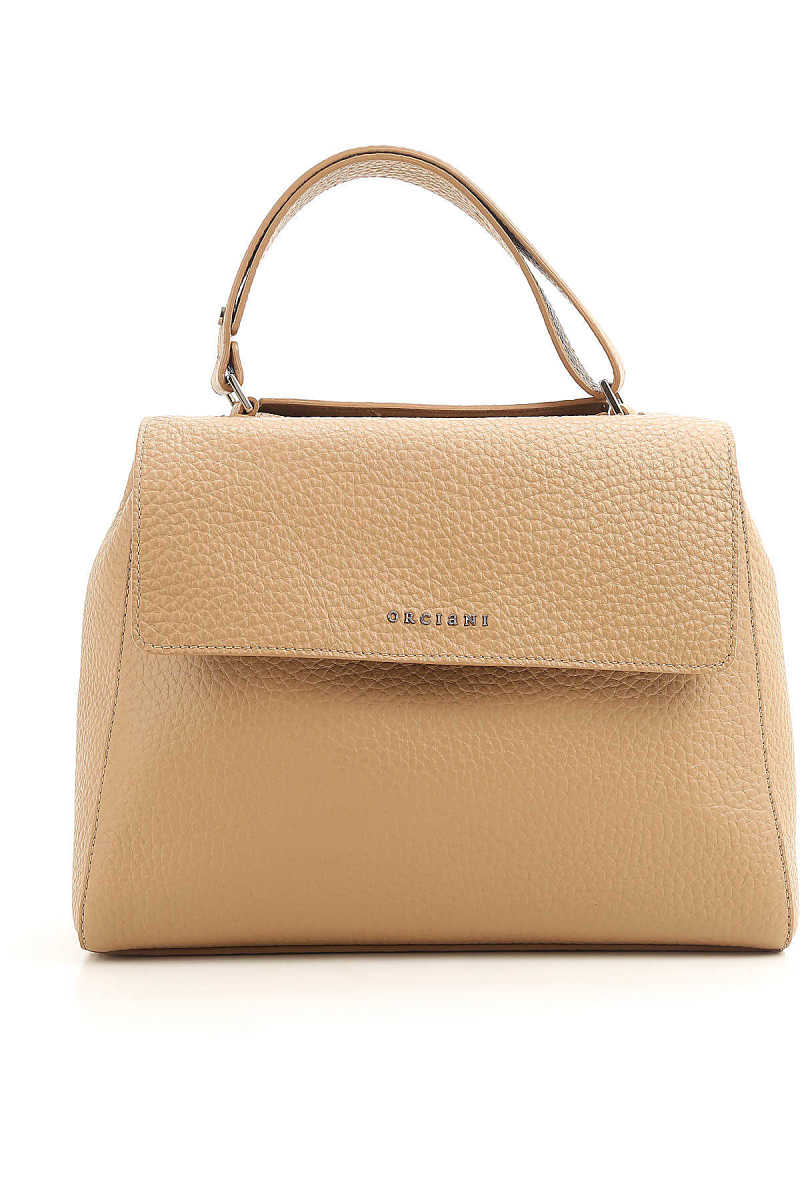 Orciani Shoulder Bag for Women On Sale cappuccino SE - GOOFASH