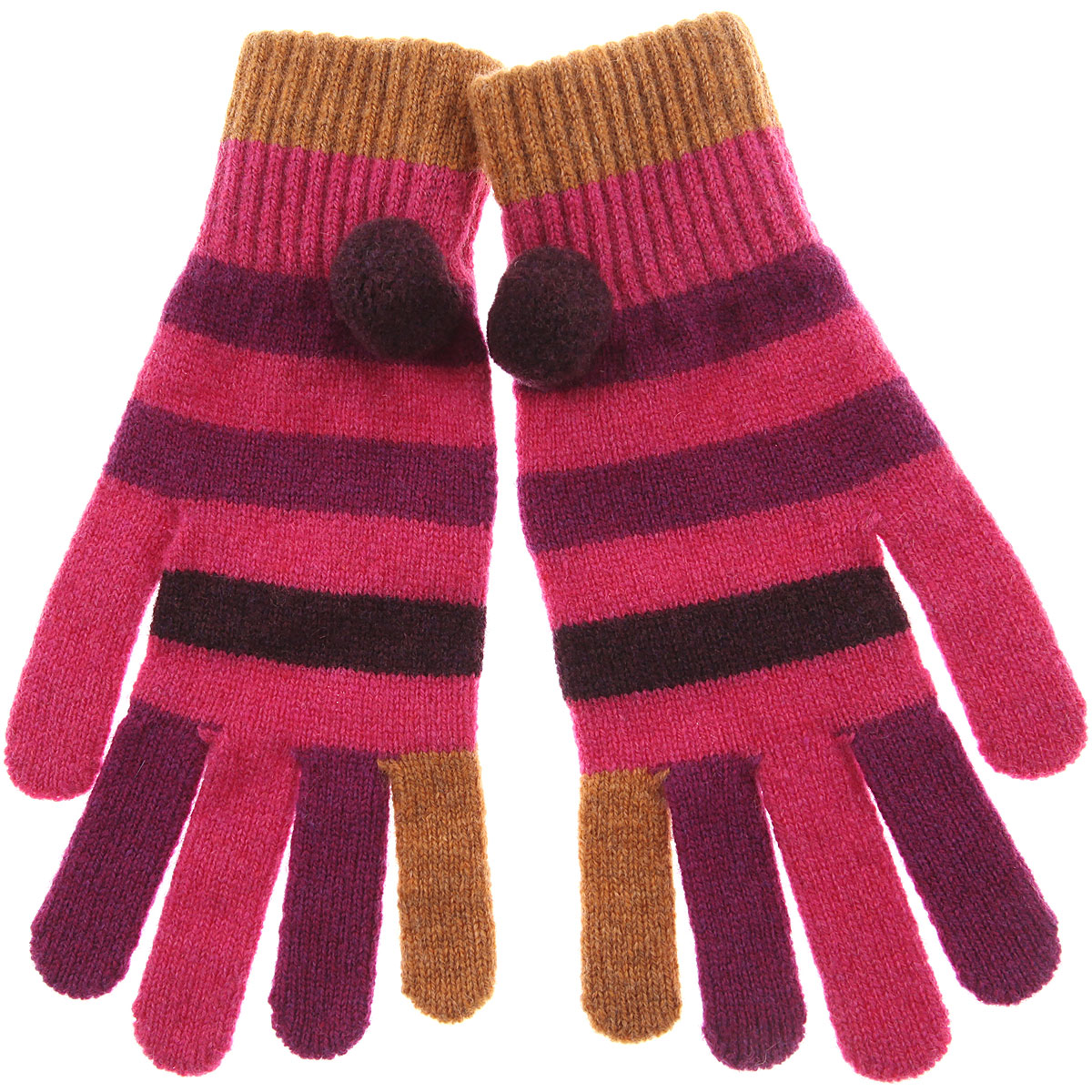 Paul Smith Gloves for Women Pink USA - GOOFASH